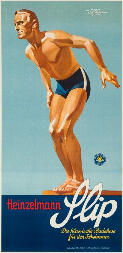 Heinzelmannスリップヴィンテージポスター(アーティスト: Biedermann )ドイツC。1937 24 x 36 Giclee Print LANT-62570-24x36 B017ZKLWWM  24 x 36 Giclee Print