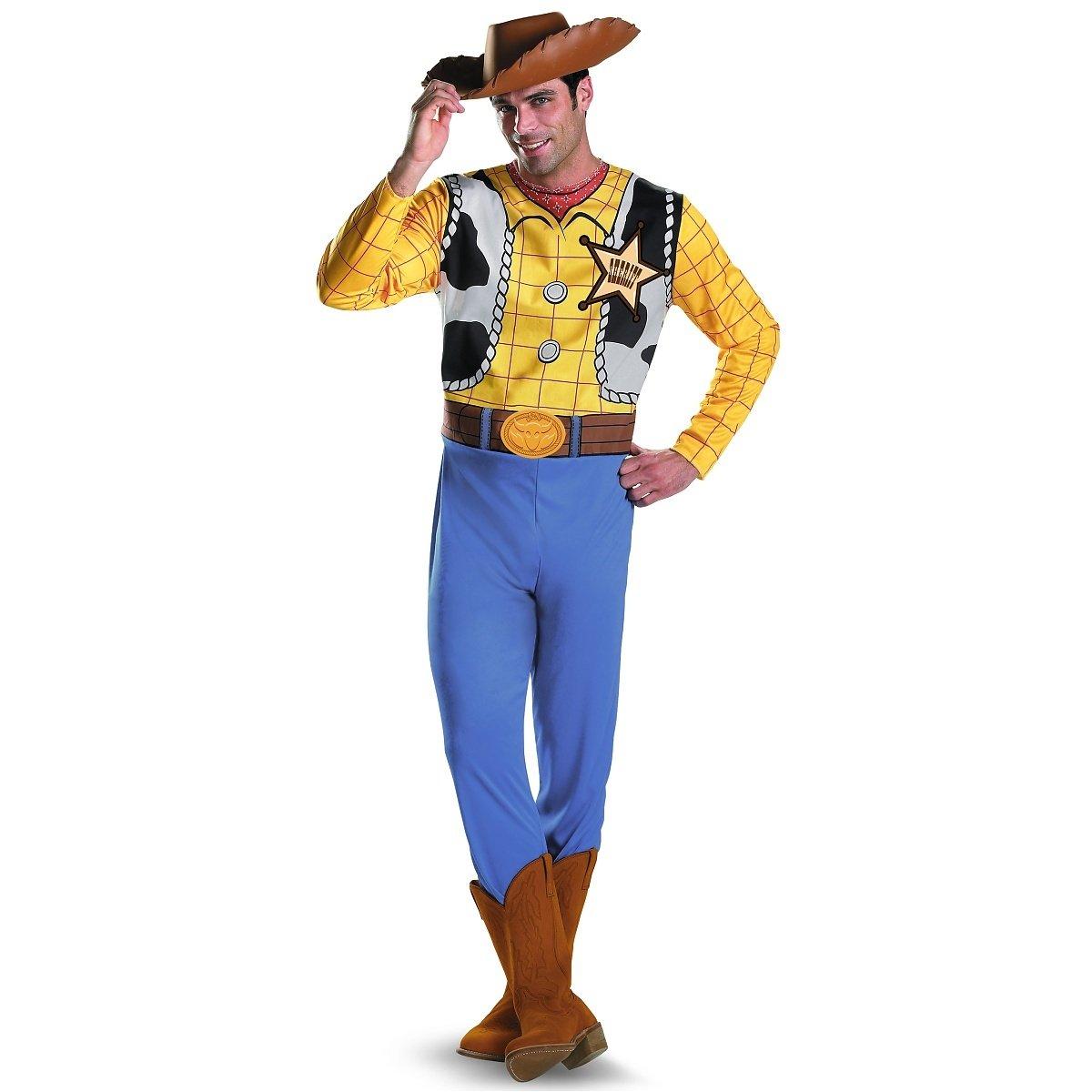 ★日本の職人技★ Disney Toy Story Story - - Disney Woody Classic Adult Costume ディズニートイストーリー - ウッディクラシック大人用コスチュームハロウィンサイズ:X-Large (42-46) B0040Z7YXW, CORUNDUM:5cb4d1b5 --- a0267596.xsph.ru