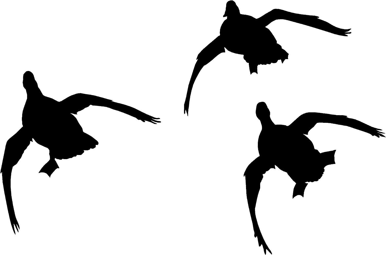 Duck Hunting Decal Sticker archery waterfowl