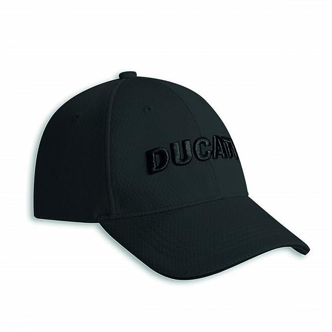 Amazon.com: Gorra con logo de Ducati cosido en 3D gris ...