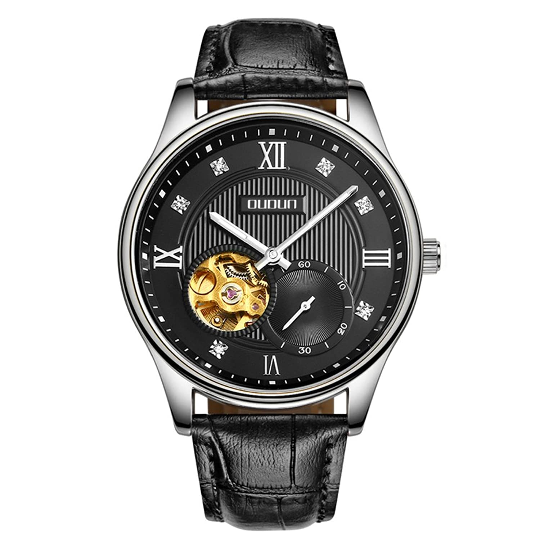 Automatic Mechanical Watches /ビジネスカジュアルウォッチ/アウトドアスポーツ防水watch-d B06XCSS2ZM