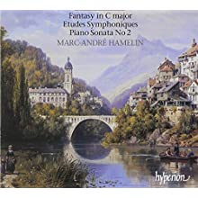 Schumann: Fantasy / Etudes Symphoniques / Piano Sonata No 2