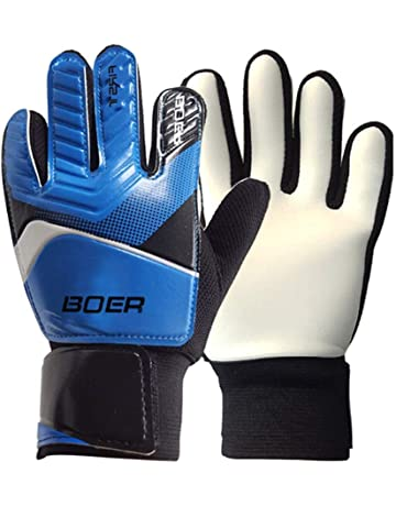 70805cc7027 Roverstarshop 5-7  Children Kids Youth Outdoor Sport Football Soccer  Goalkeeper Goalie Training Gloves