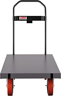"product image for Suncast Commercial Standard Duty Metal 24"" x 36"" Platform Truck"