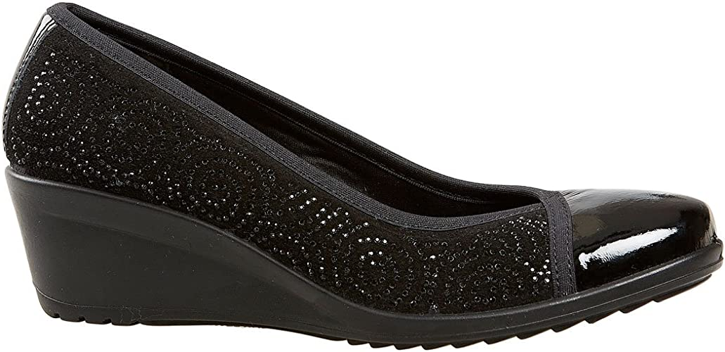 Van Dal Shoes Womens Angelica Wedges in