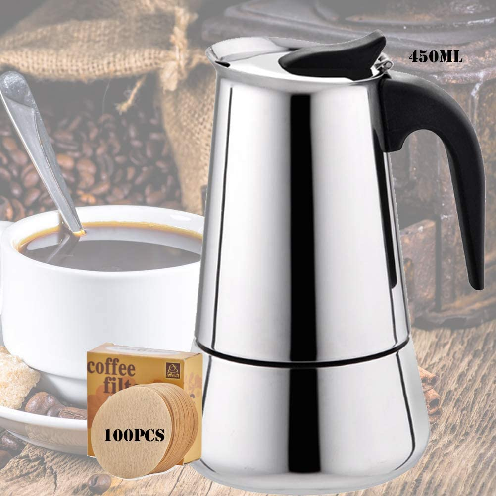 EEX Rubber Band Replacement Stovetop Espresso Maker 2 Cup