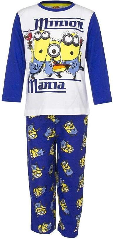 Pijama para ni/ños con dise/ño de Minions