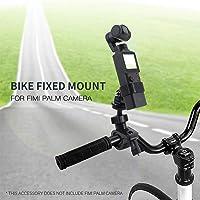 Decdeal Kompatybilny z kamerą Gimbal PALM Uchwyt do montażu na rowerze Stojak Zestaw rozszerzający Regulowany kąt