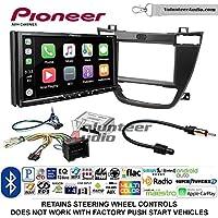 Volunteer Audio Pioneer AVH-2440NEX Double Din Radio Install Kit with Apple CarPlay, Android Auto and Bluetooth Fits 2011-2013 Buick Regal (Black)