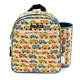 Urban Infant Toddler / Preschool Packie Backpack - Traffic