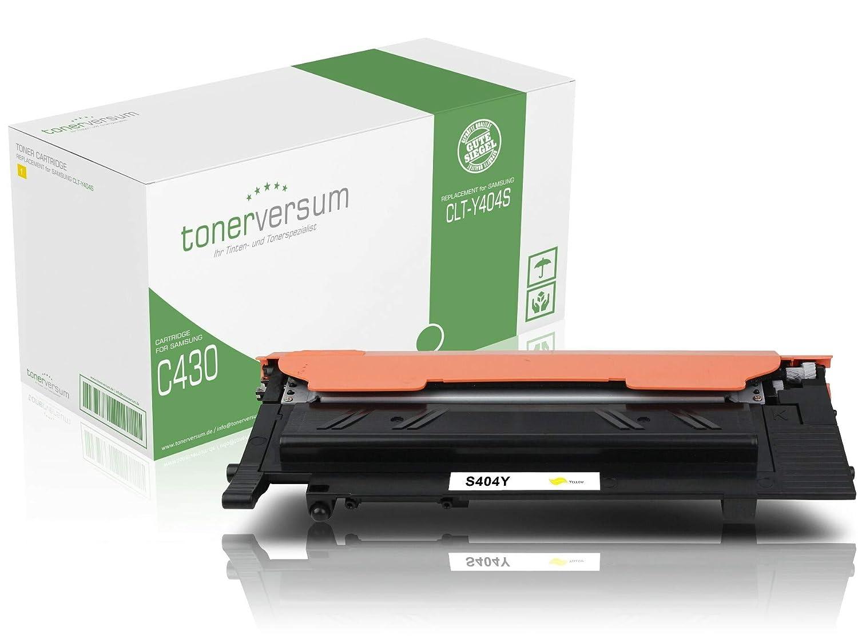Tonerversum - Tóner Compatible con impresoras láser Samsung Xpress ...