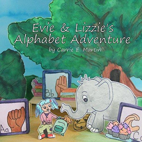Evie & Lizzie's Alphabet Adventure