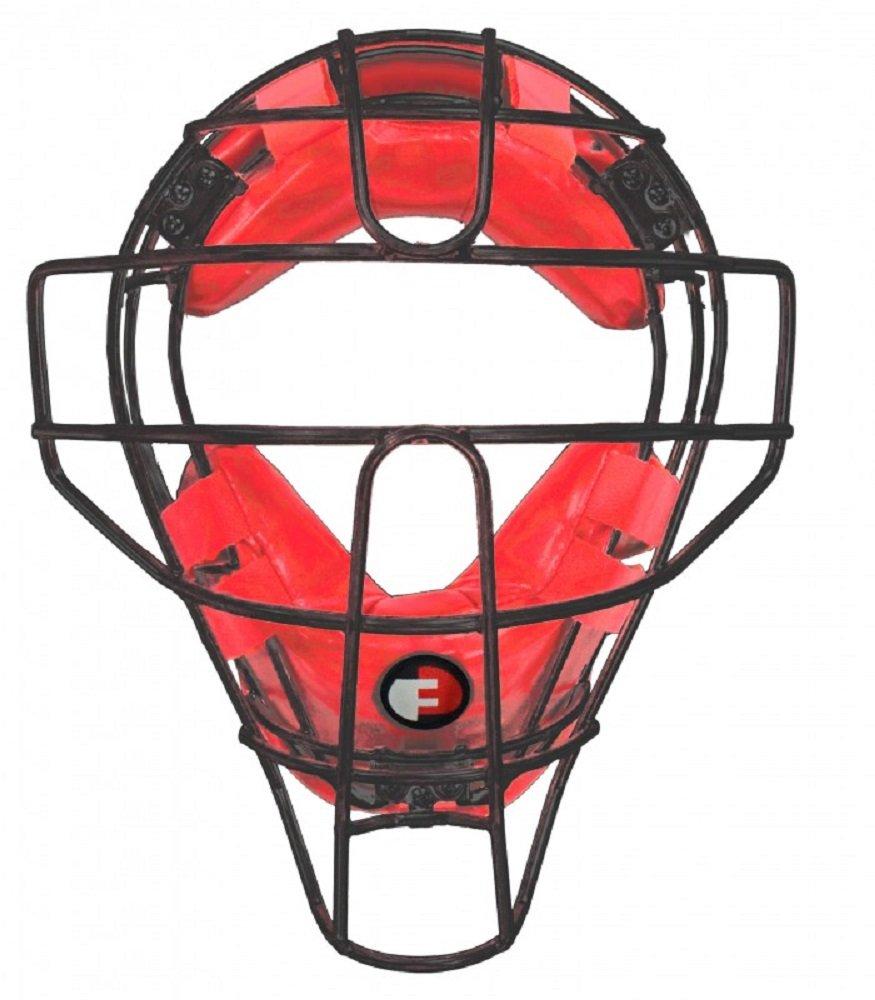 Force3 Pro Gear Defender Mask (Black/Red)