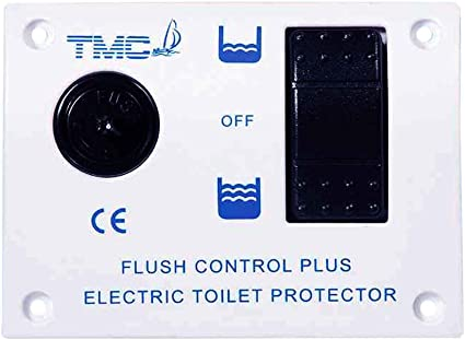 TMC Marine Conversion Kits for Electric Toilet 12V Five Oceans FO-728