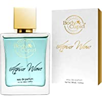 Body Cupid Aqua Wave Perfume For Men & Women - Eau De Parfum - Fresh Unisex Fragrance, 100 ml