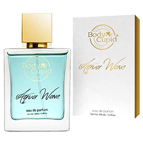 9f557542a6 Buy Body Cupid Aqua Wave Perfume For Men & Women - Eau De Parfum - Fresh  Unisex Fragrance, 100 ml Online at Low Prices in India - Amazon.in
