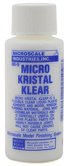 Micro Krystal Klear MI-9