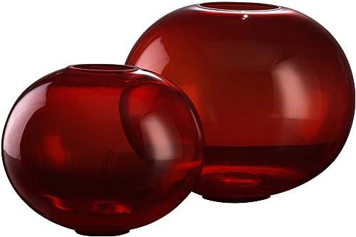 Cyan Design Cyan Design Red Vases Red