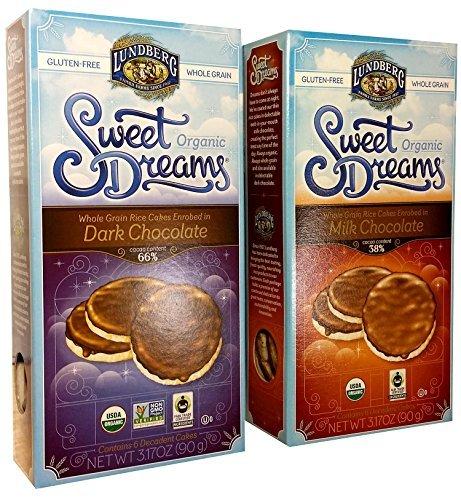 - Organic Milk Chocolate Sweet Dreams
