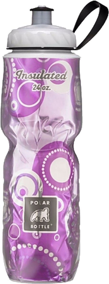 Polar Bottle Insulated Water Bottle (24-Ounce) (Andromeda) by Polar Bottle