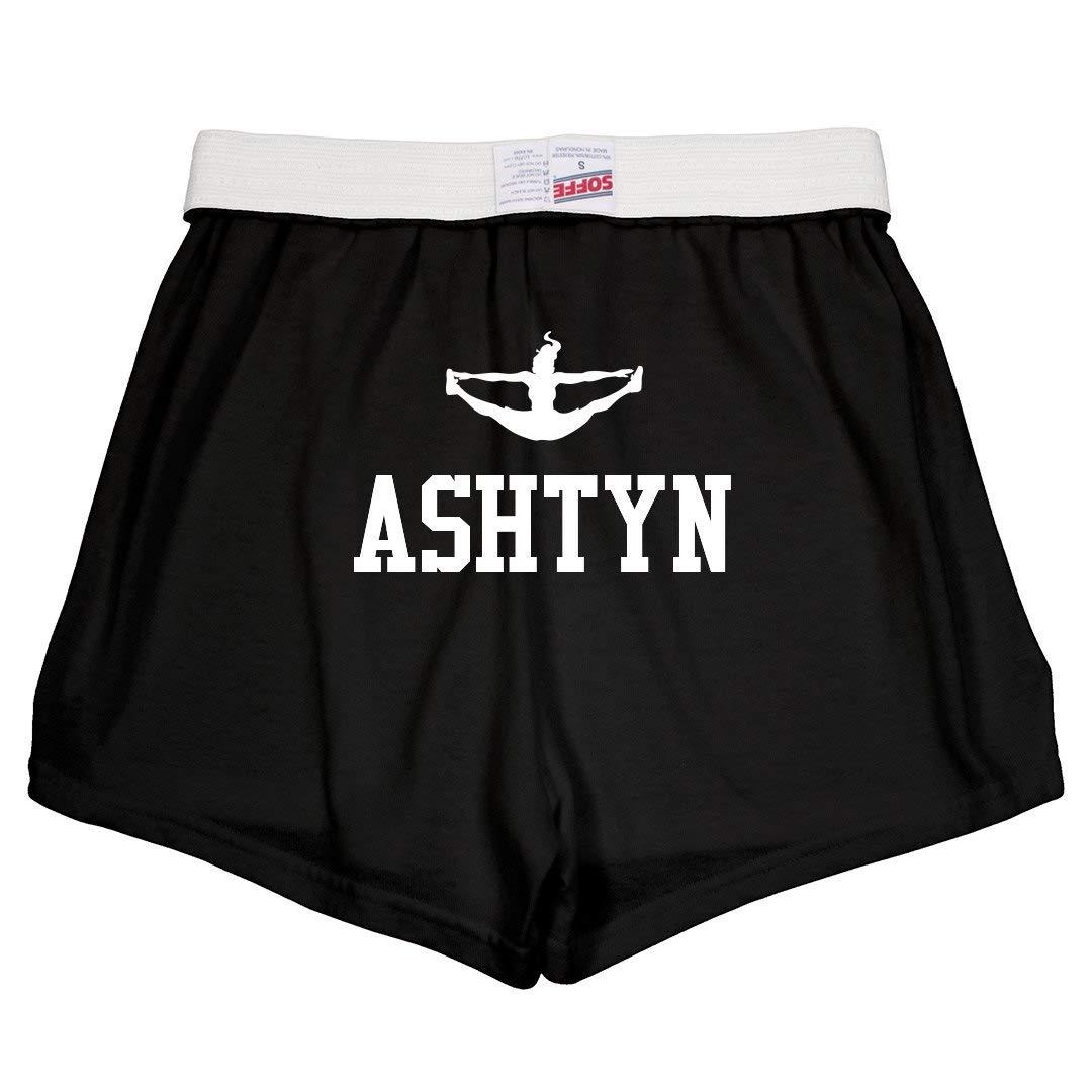 Ashtyn Cute Cheer Practice Youth Soffe Shorts