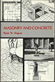 img - for Masonry and Concrete book / textbook / text book