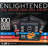 Enlightened Variety Pack 24 Snack Size Pouches Roasted Broad Beans