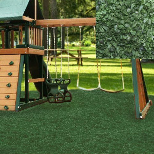 swing-set-playground-rubber-mulch-75-cuft-pallet-forest-green