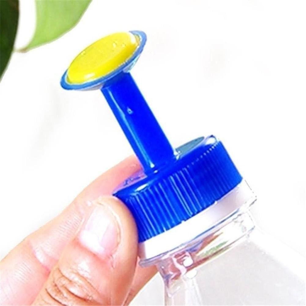 Starnearby Plastique Portable Home Pot darrosage Bouteille deau canettes Petite Brosse dArroseur