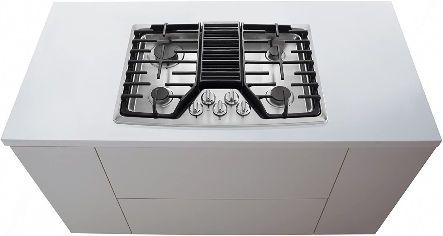 Best gas cooktop with downdraft - Frigidaire Gas Cooktop with downdraft