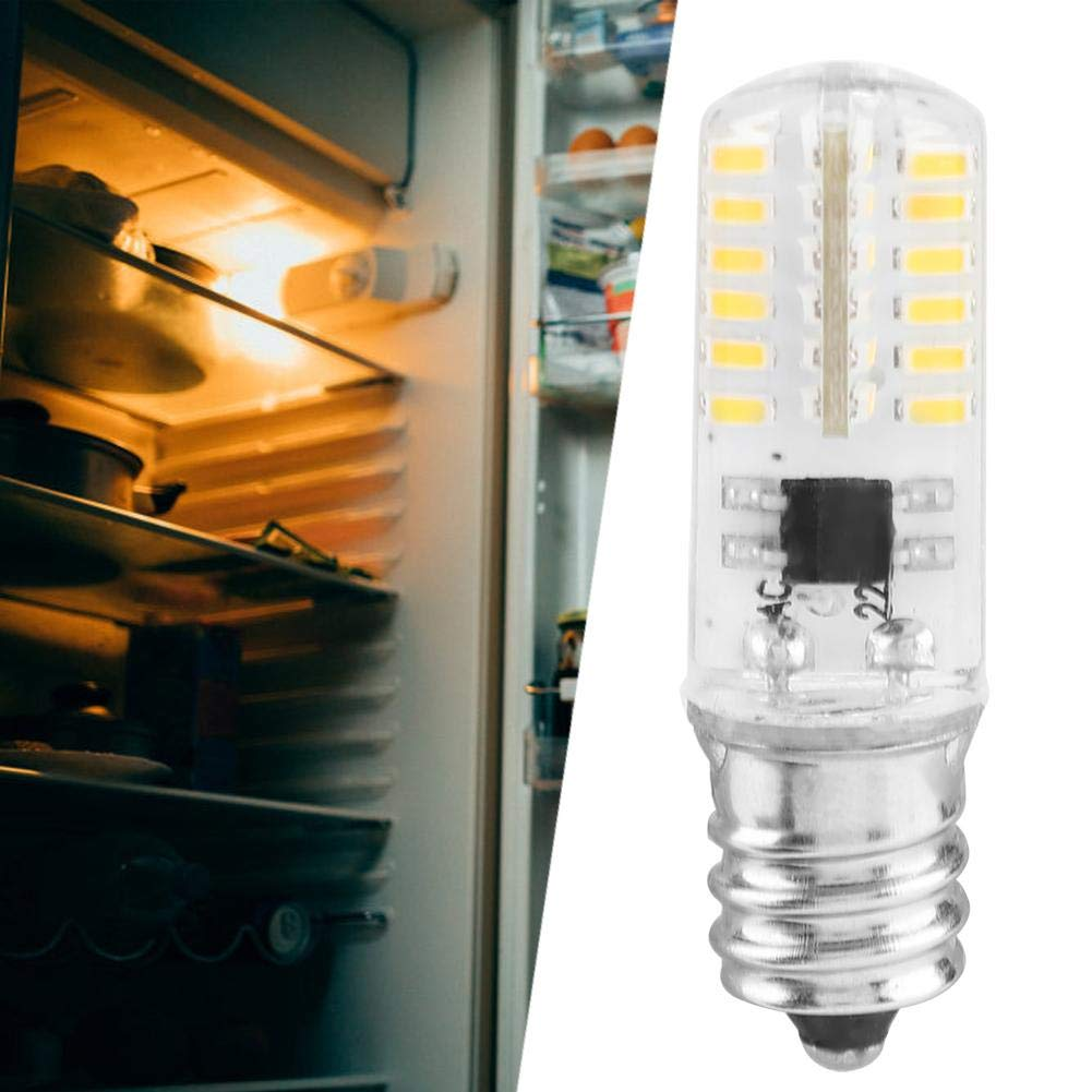 Yosooo E12 - Bombillas LED para frigorífico, microondas, Horno y Cocina (2W, 220 V): Amazon.es: Hogar