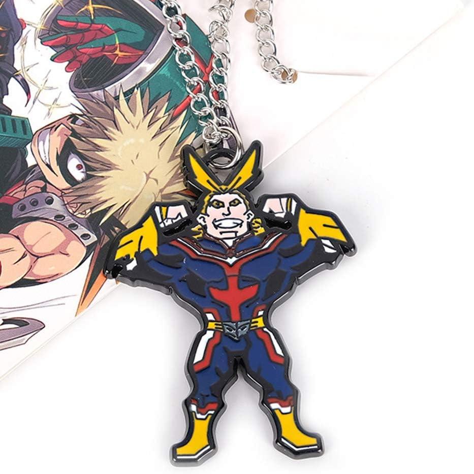 H01 LijingJC Anime My Hero Academia Personnages Cosplay Collier Pendentif Costume Prop Accessoires Prop