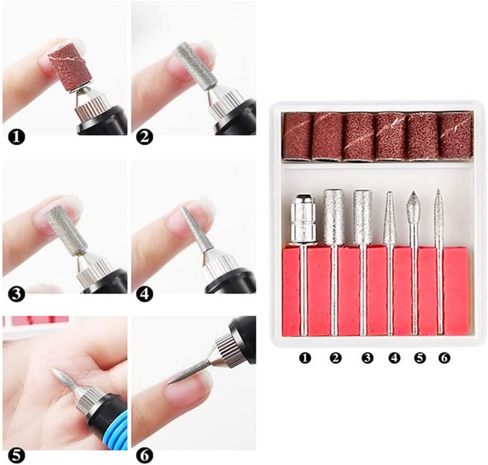 Electric Engraver Pen Mini DIY Engraving Tool Kit for Jewelry Glass Metal Wood Hot Pink 15pcs