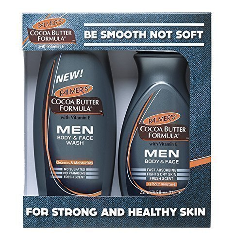Palmer's Cocoa Butter Formula Men's Body & Face Gift Set