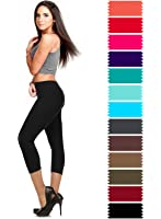 Extremely Soft Premium Quality Capri Leggings, Best Selling Pants for Women