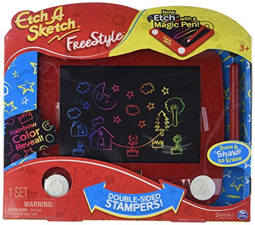Etch A Sketch Freestyle Toy - One Frame Free Buy One Get