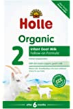 Holle Organic Follow-on Formula 2 Goat Milk, 1 x 400 g