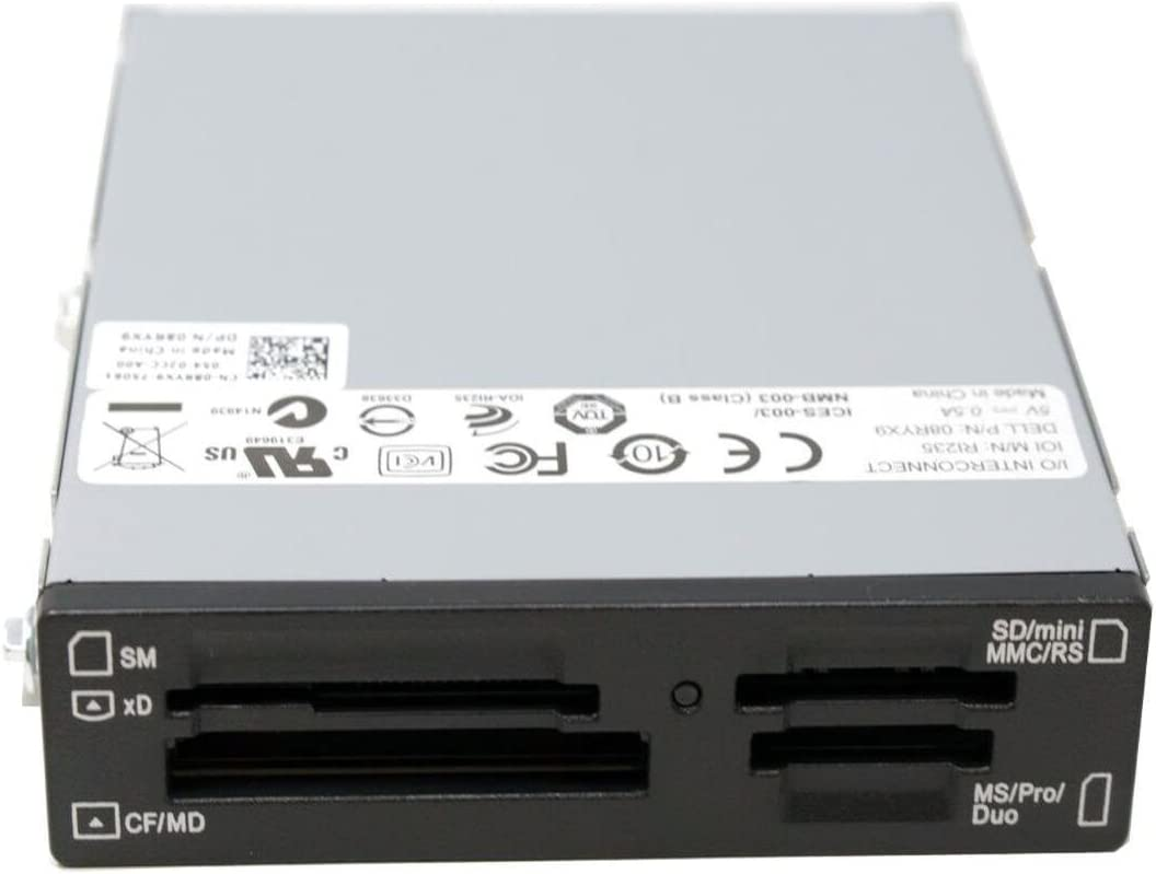 Dell Inspiron 580s Slim Case 19-in-1 Media Card Reader 82CF5