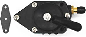18-7352 Fuel Pump Compatible with Johnson Evinrude 20-140 HP Outboard with Gasket Replaces 438556 388268 385781