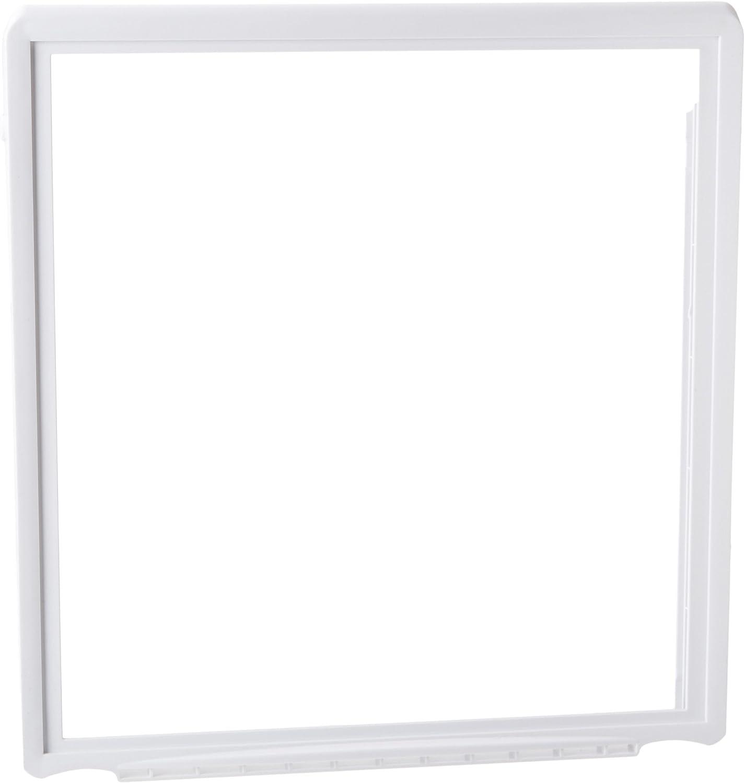 Frigidaire 241969501 Shelf Frame Without Glass Refrigerator: Home Improvement