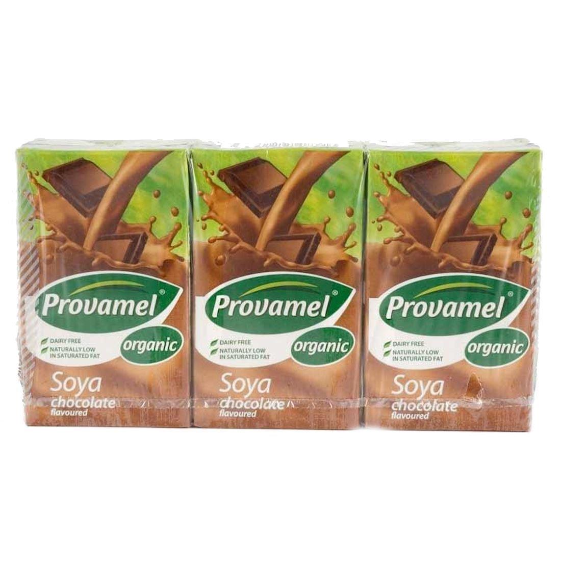 Provamel | Soya Drink - Chocolate | 2 x 15 x 250ml: Amazon.es: Alimentación y bebidas
