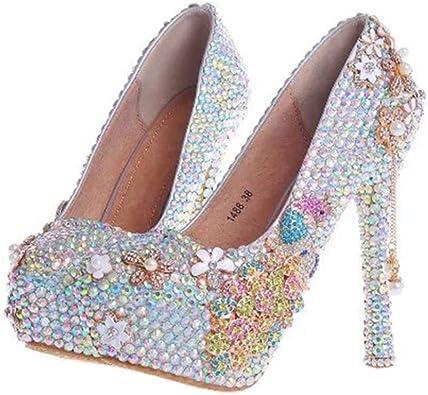 Rhinestone Bride Shoes Phoenix Wedding