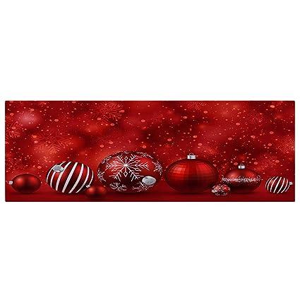 BHYDRY Navidad Bienvenidos Felpudos Interior Casa Alfombras ...