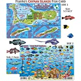 Franko Maps Cayman Islands Reef Creatures Fish ID