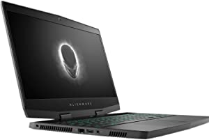 Dell Alienware M17 R2 Gaming Laptop 17.3 Inch FHD 256GB SSD 2.4GHz i5 (8GB RAM, GTX 1660 Ti 6GB GDDR6, Quad-Core i5-9300H, Windows 10 Home) Dark Side of The Moon