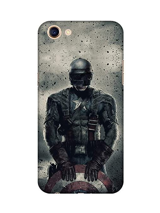 brand new 747a4 deb5b PUBG Print Mybestow Mobile Cover for Oppo A83: Buy PUBG Print ...