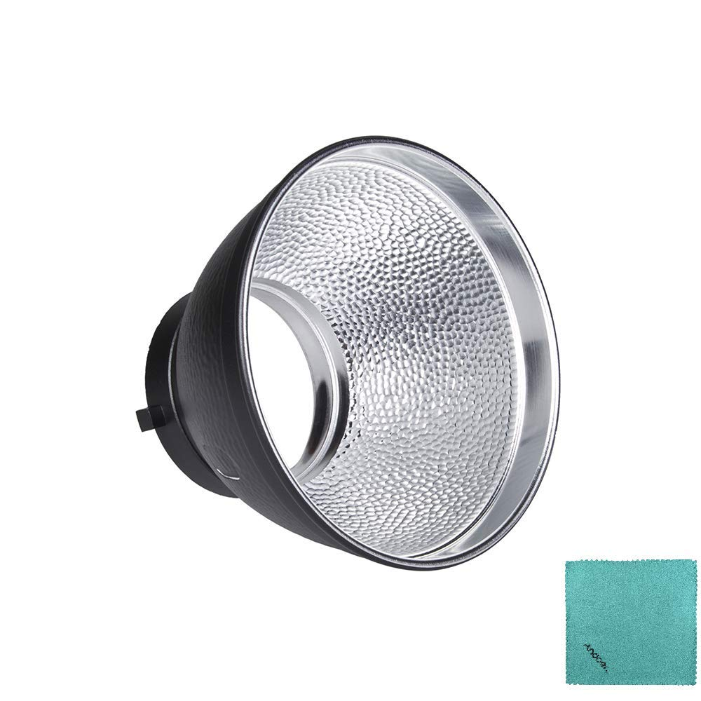 NiceFoto NiceFoto SN-04 55°Reflector Diffuser for Bowens Mount Studio Strobe Flash Light Speedlite by NiceFoto