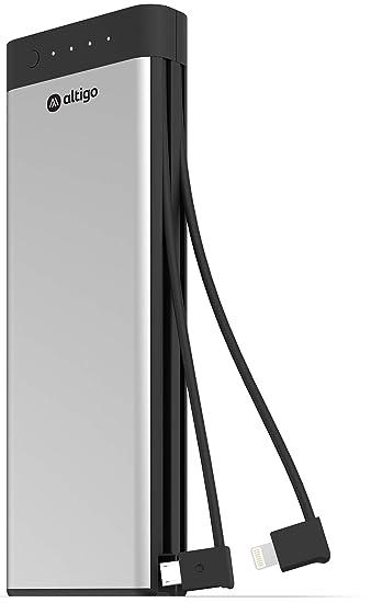 Amazon.com: Altigo Cargador Portátil (Power Bank £ Battery ...