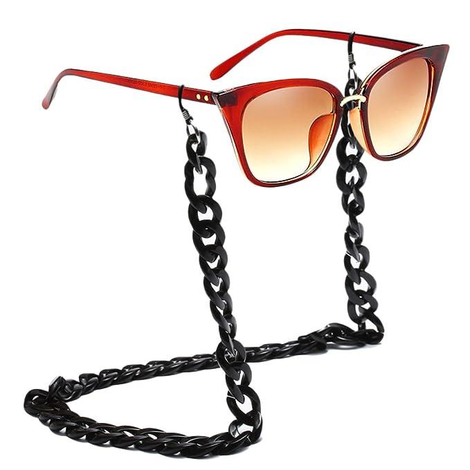 Zhuhaitf De Moda Eyeglass Holder Collar Gafas de Sol como ...