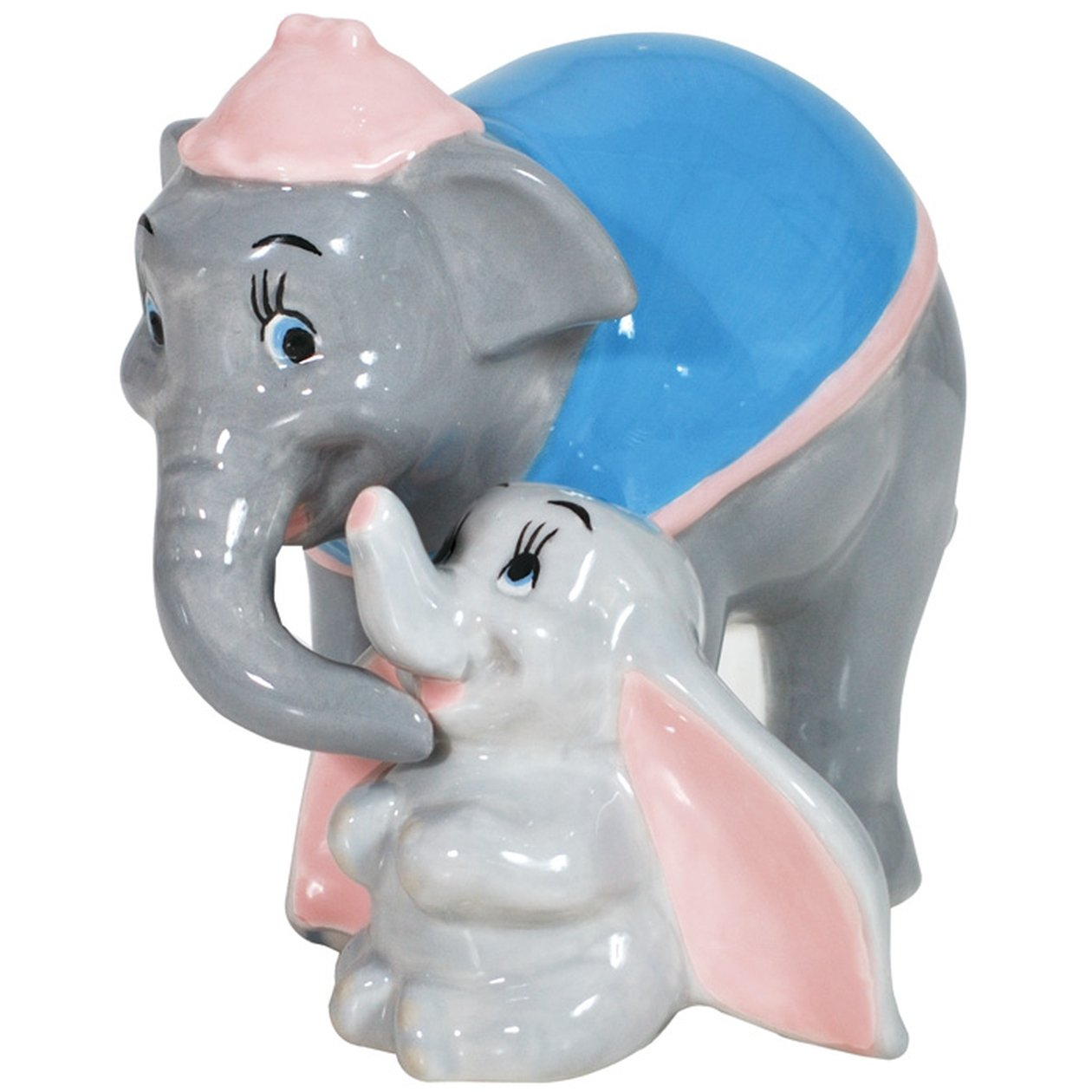 Westland Giftware Magnetic Ceramic Salt and Pepper Shaker Set, 3.25-Inch, Disney Motherly Love SS-WL-25702